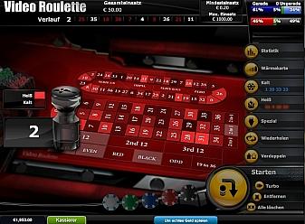 roulette einsatz