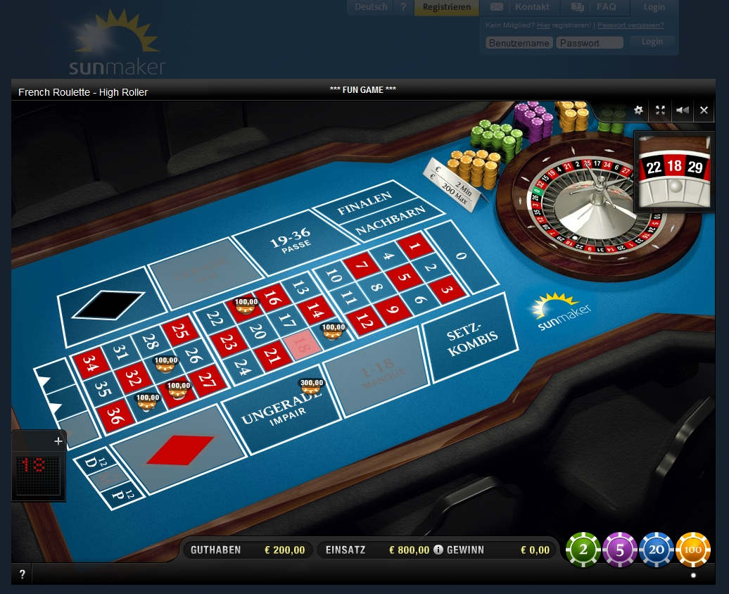 sunmaker online casino  android